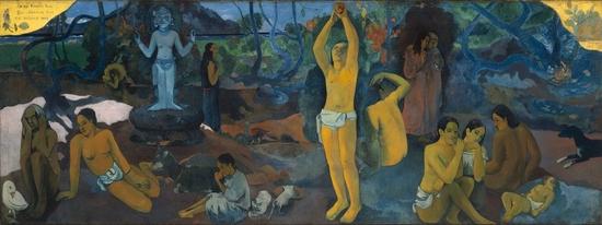Paul Gauguin - D'où venons-nous ? Que sommes-nous ? Où allons-nous ?