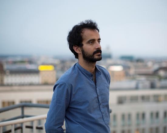 portrait Karim Bel Kacem<br />© think tank theatre