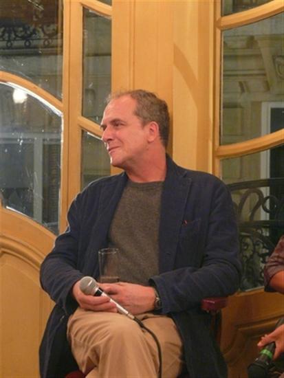 rencontre avec Adriana Asti et Giovanni Battista Storti animée par Lola Gruber<br />