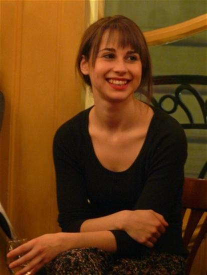 rencontre : Léopoldine Serre<br />