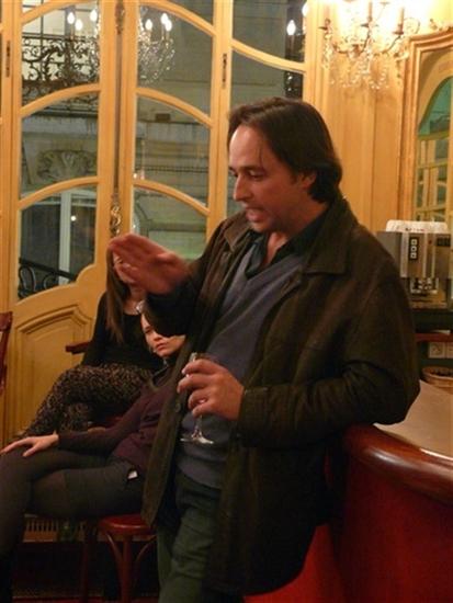 rencontre : Marc Voisin<br />