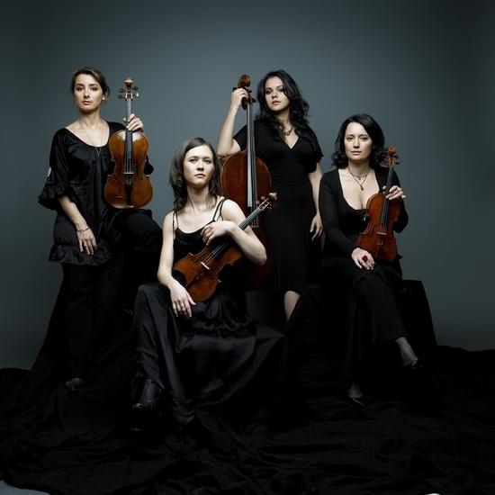 Qatuor Psophos<br />Quatuor Psophos - crédit Denis Rouvre